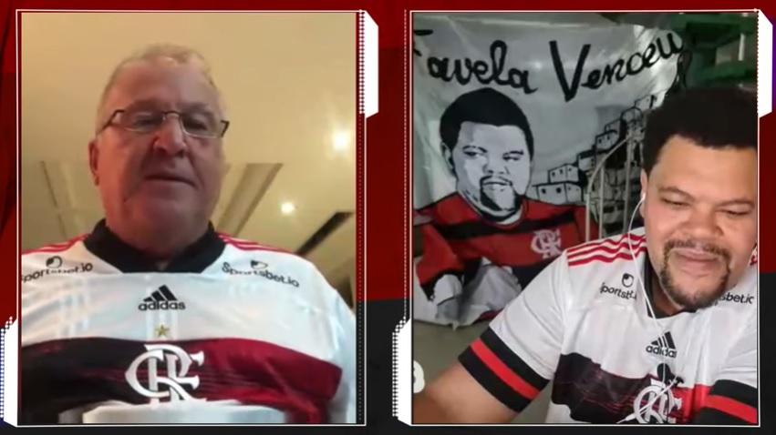 Adidas lança camisa 2 do Flamengo, que usa Zico e Babu Santana