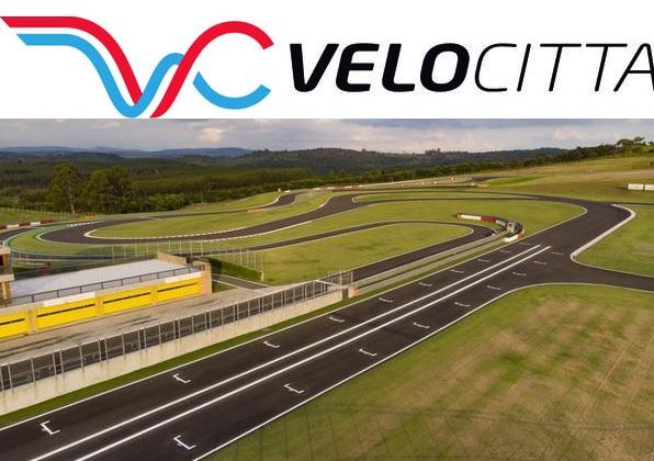Complexo Velocitta muda nome, marca e identidade visual