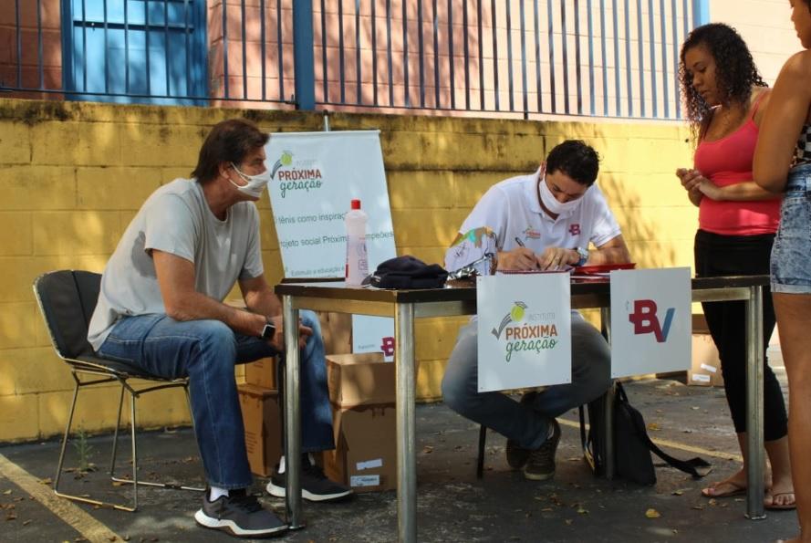 Banco BV arrecada R$ 2,4 milhões em campanha contra Covid-19