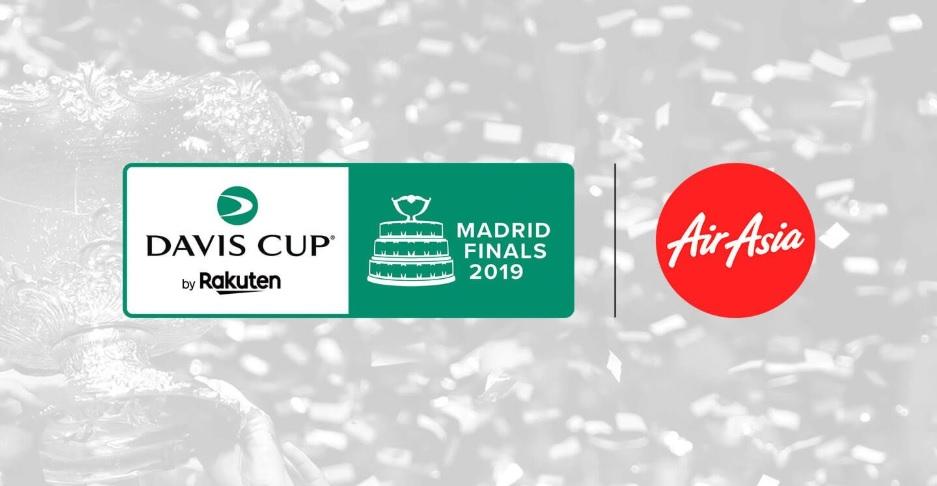 Copa Davis foca mercado asiático e terá patrocínio da AirAsia