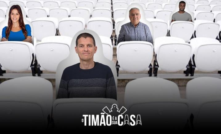 Corinthians lotará Arena com fotos de torcedores até reabertura