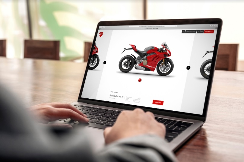 Ducati investe no virtual durante pandemia e estreia no Twitter
