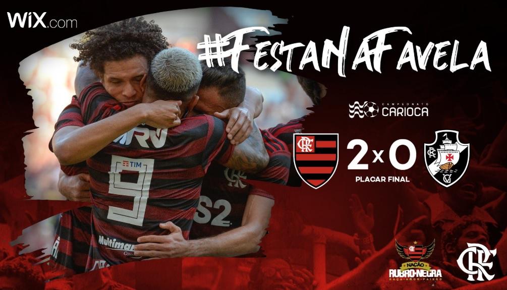 """Flamengo adota """"favela"""" para estancar crise pré-final"""