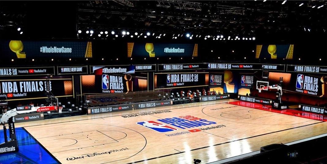 NBA Finals vira palco para exposição de marcas