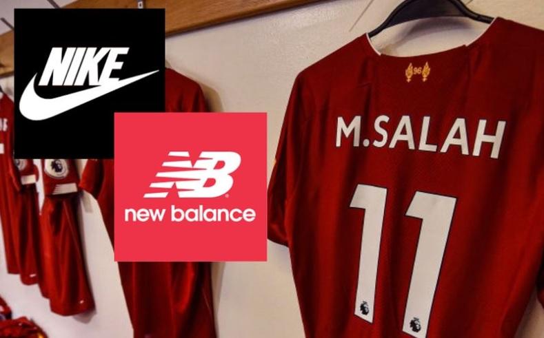 Nike dá aval, e New Balance encerrará temporada com Liverpool