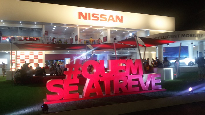 Comunicação de Patrocínio: Nissan nas Olimpíadas