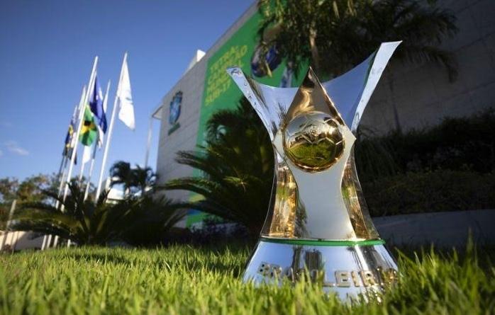 """CBF divulga tabela básica do Brasileirão com """"maratona"""""""