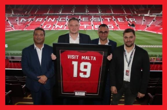 """Manchester United """"copia"""" rival Arsenal e promoverá Malta"""