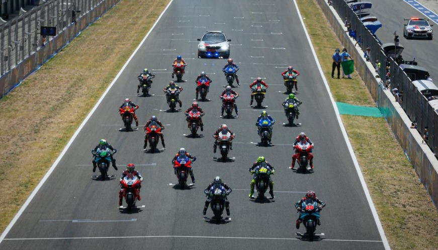 MotoGP segue F1 e cancela todas as provas fora da Europa