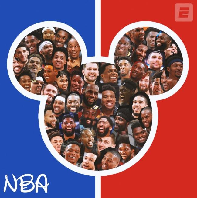 NBA oficializa retomada da temporada na Disney em 31 de julho
