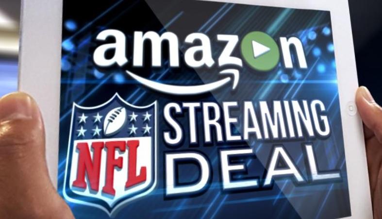 NFL e Amazon renovam e ampliam acordo a mais de 200 países