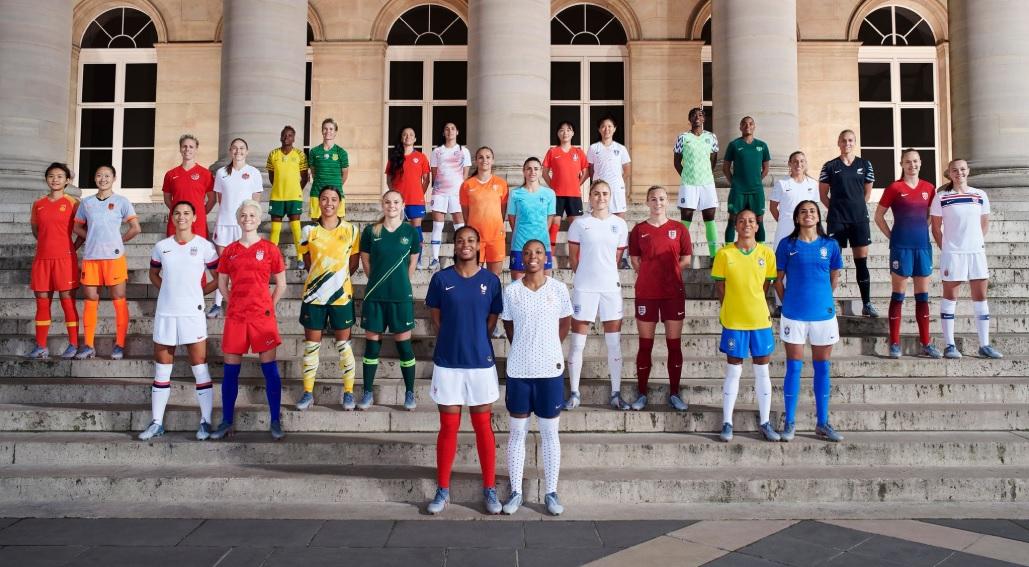Futebol feminino ganha status em ano de Copa do Mundo