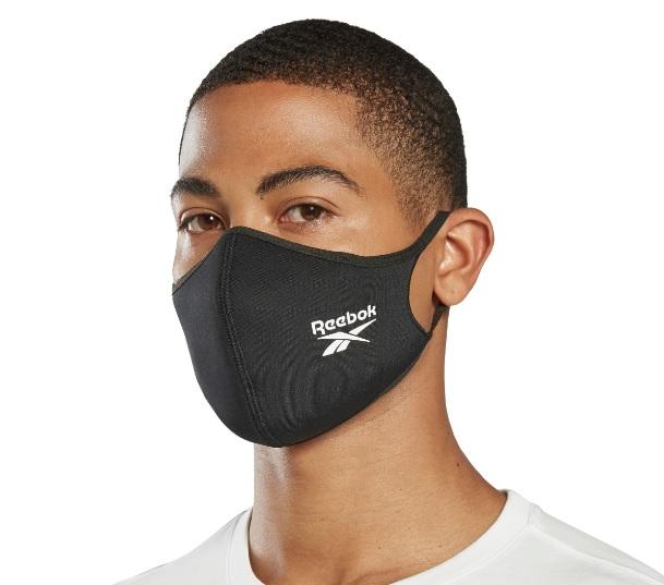 Reebok comercializa máscaras contra o coronavírus no Brasil