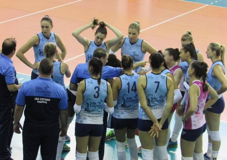 São Caetano perde patrocínio no vôlei feminino e agrava crise