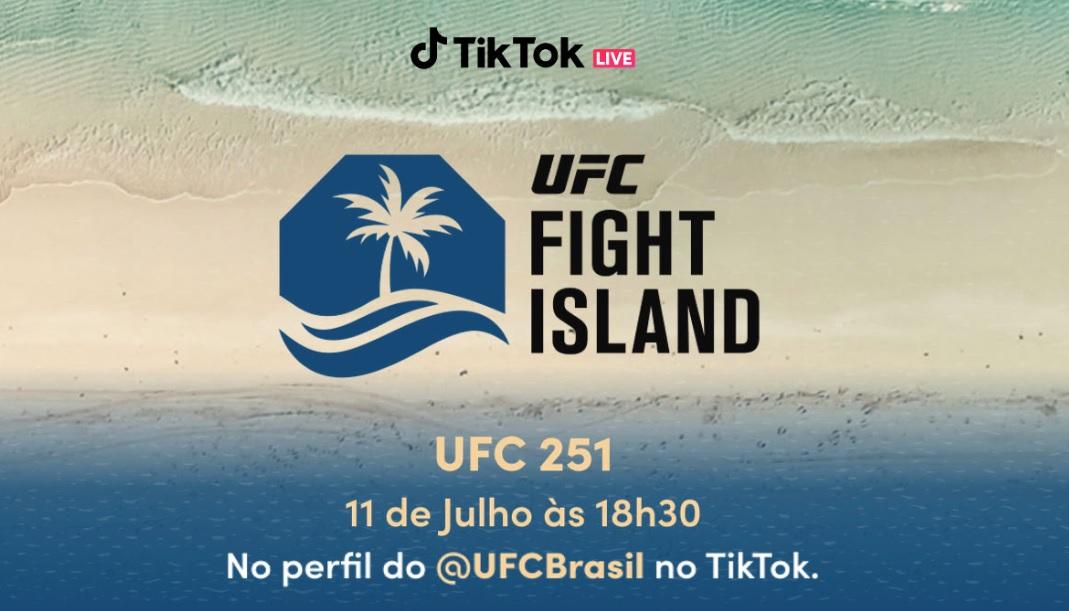 """Com UFC, TikTok segue """"arrebatando"""" o topo do esporte mundial"""