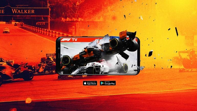 Fórmula 1 confirma lançamento da F1 TV Pro no Brasil