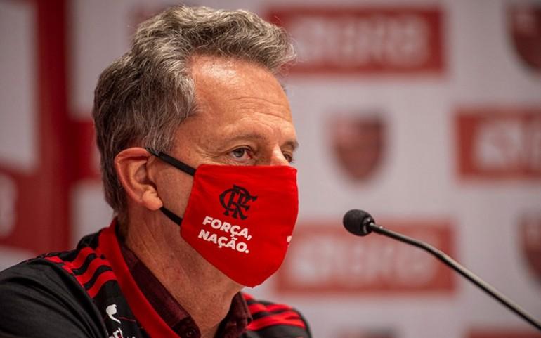 Pandemia faz Flamengo ter prejuízo de R$ 26 milhões no semestre