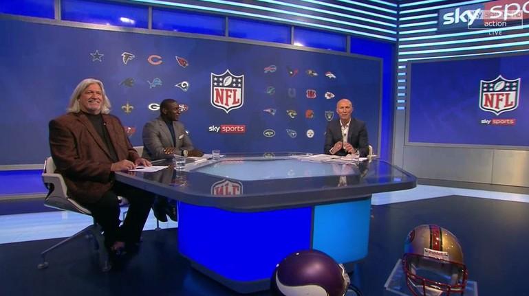 NFL fecha com Sky para criar canal próprio no Reino Unido