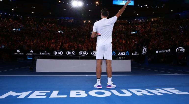 Australian Open quer bolha a atletas e metade do público