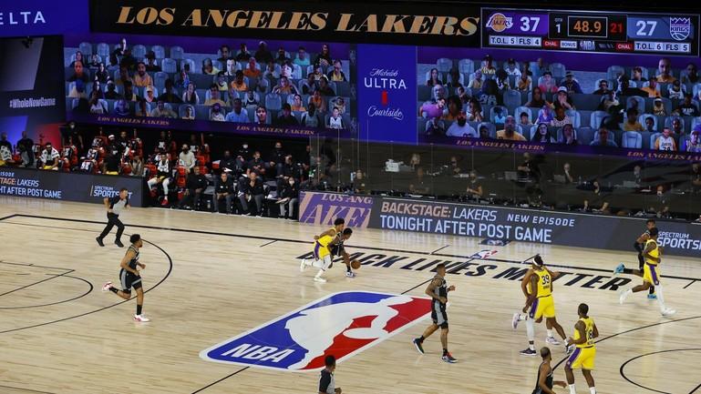 A experiência de ser um fã virtual da NBA